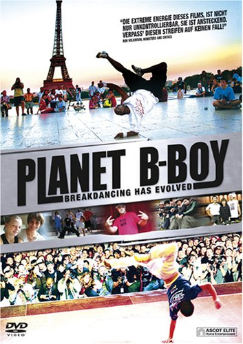 Planet B-Boy - Battle of the year 2008 [Alemania] [DVD]