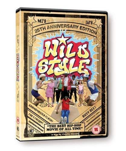 Wild Style: 25th Anniversary Special Edition [DVD] [1982] [Reino Unido]