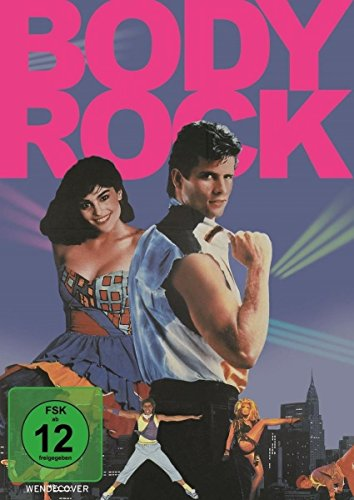 Body Rock [DVD]