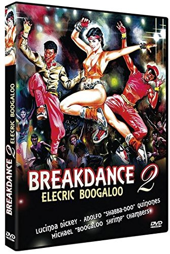 Breakdance 2 : Electric Boogaloo [DVD]